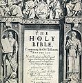 King James I Bible, 1611 by Granger