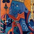 King by Richard Laeton
