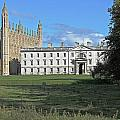 Kings College Chapel And The Gibbs Building by Tony Murtagh