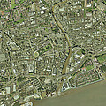 Kingston Upon Hull, Uk by Getmapping Plc