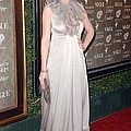 Kirsten Dunst Wearing A Valentino Gown by Everett