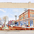 Kissimmee Street Mural by David Lee Thompson
