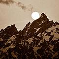Kissing The Teton by David Lee Thompson
