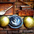 Kitchen Still Life by Kevin Fortier