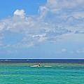 Kitesurfing In Kauai II by Lynn Bauer
