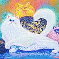 Kitties For Jenny by Baron Dixon