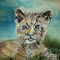 Kitty by Lynn Welker