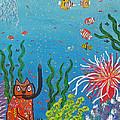 Kittyboy Goes Snorkeling by Marilyn Ferguson