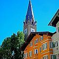 Kitzbuehel - Austria by Juergen Weiss