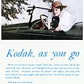 Kodak Advertisement, 1917 by Granger