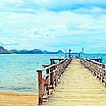 Komodo Panorama by MotHaiBaPhoto Prints