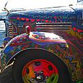 Kool-aid Bus by Kym Backland