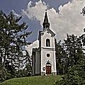 Kostel Panny Marie Lourdske by Juergen Weiss