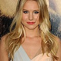 Kristen Bell At Arrivals For The by Everett