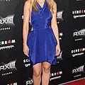 Kristen Bell Wearing A Vanessa Bruno by Everett