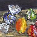 Kumquats And Candy by Scott Bennett