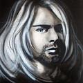 Kurt Cobain by Ann Marie Napoli