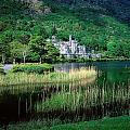 Kylemore Abbey, Co Galway, Ireland by The Irish Image Collection