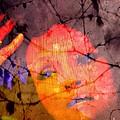 La Chanteuse  by Fania Simon