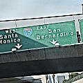 La Freeway by D Wash