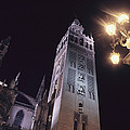 La Giralda, A Part Of The Seville by Steve Winter