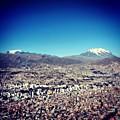 La Paz by Marie-Claude Charron