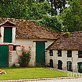 La Pillebourdiere Old Farm Outbuildings In The Loire Valley by Louise Heusinkveld