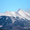 La Sal Mountains 111 by Pamela Walrath
