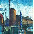 La Vecchia Biblioteca Cervia R 1999 by Suzanne Cerny