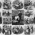 Labor: Women, 1868 by Granger