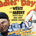 Ladies Day, Eddie Albert, Patsy Kelly by Everett