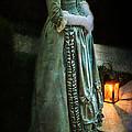 Lady By Lantern Light by Jill Battaglia