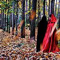 Lady In Red - 4 by Okan YILMAZ