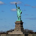 Lady Liberty by Eric Tressler
