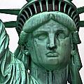 Lady Liberty Up Close by Bill Lindsay