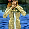 Lady Of The Lake by Sue Halstenberg