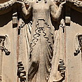 Lady Of The San Francisco Palace Of Fine Arts - 5d18154 by Wingsdomain Art and Photography