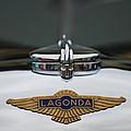 Lagonda Hood Emblem by Jill Reger