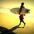 Laguna Beach Surfer