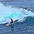 Laguna Surfer by Tommy Anderson