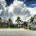 Lahaina Resort In Fort Myers Beach by Vicki Jauron