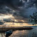 Lake - 3 by Okan YILMAZ
