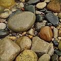 Lake Huron Rocks by Lesley Jane Smithers