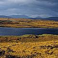Lake In A Bog, Oughterard, Connemara by The Irish Image Collection