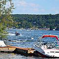 Lake Living 1 by Maureen E Ritter