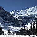 Lake Louise Glacier by Roderick Bley