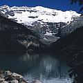 Lake Louise II by Sharon Elliott