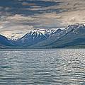 Lake Mcdonald Panorama by Greg Nyquist