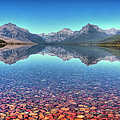 Lake Mcdonald by Rick Ulmer
