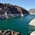 Lake Mead By Hoover Dam by Gary Whitton